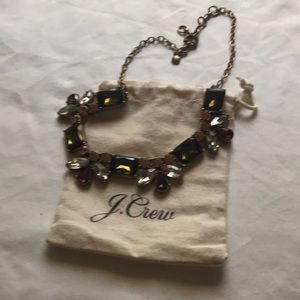 Jeweled Necklace perfect for fall